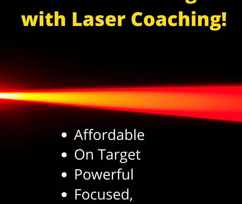 Get on Target with Laser Coaching
